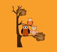 Orange Owls T-Shirt