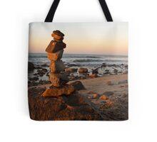 Corn Cove Sunrise - Block Island Tote Bag