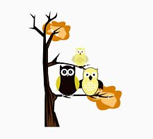 Yellow Owls Womens Fitted T-Shirt