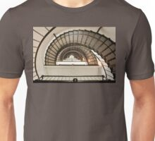 Stairway of the Sant Augustine Lighthouse Unisex T-Shirt