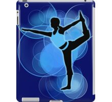 Super Smash Bros. Wii Fit Trainer (Female) Silhouette iPad Case/Skin