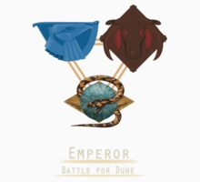 Emperor: Battle for Dune houses One Piece - Long Sleeve