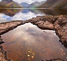 Wastwater views by Shaun Whiteman