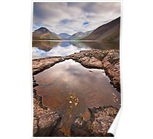 Wastwater views Poster