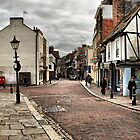 Rochester high street by larry flewers