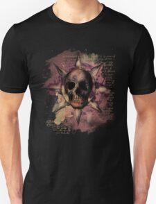 Skull Romantique Unisex T-Shirt