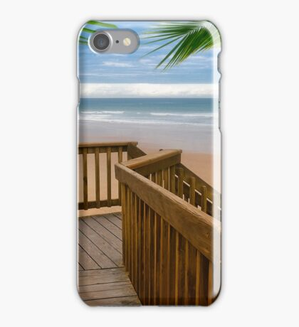 Beach Paradise 001 iPhone Case/Skin