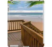 Beach Paradise 001 iPad Case/Skin