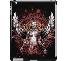 Man Angel: t shirt iPad Case/Skin