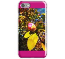 """""""Techno XXV (2014) (Flora)"""" by artcollect iPhone Case/Skin"""