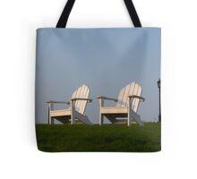 Adirondack Day Dreams - Block Island Tote Bag