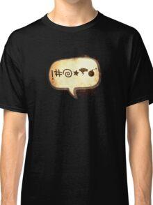 Bad Language Classic T-Shirt