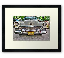 Cadillac 1954 Framed Print