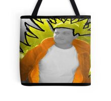 Super Saiyan Chris Tote Bag