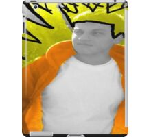 Super Saiyan Chris iPad Case/Skin