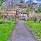 St.Botolph Churchyard, Chevening, Kent by Kim Slater