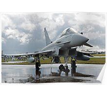 Static Typhoon Poster