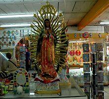 Virgen de Guadalupe. Patrona de Mexico. by cieloverde
