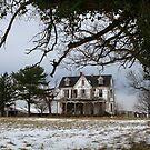 Abandoned Farmhouse by Mark Van Scyoc