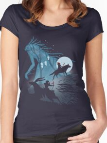 Ancient Spirit Women's Fitted Scoop T-Shirt