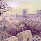 York Minster by Val Spayne
