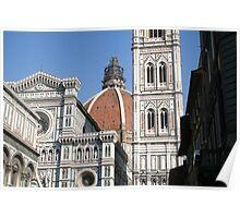 Florence - Duomo Poster