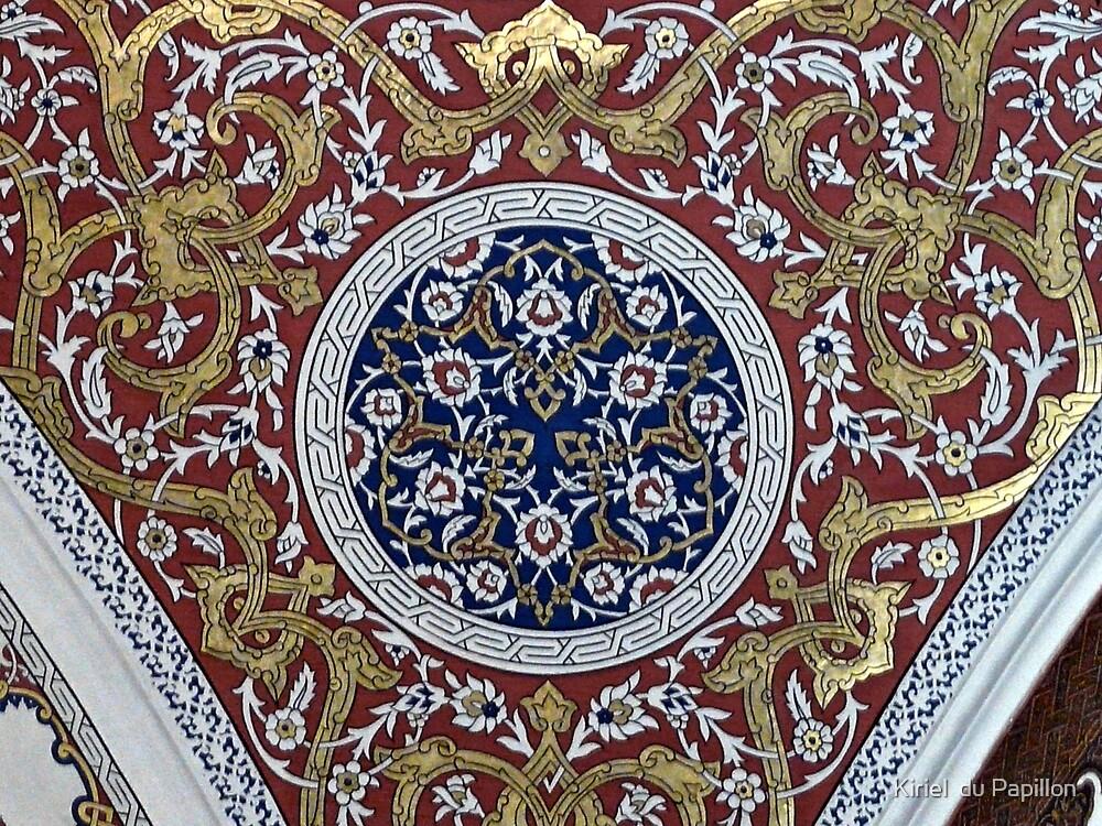 Ceiling flourishes by Kiriel