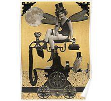 Telephone Fairy Poster