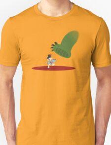 geisha vs. godzilla T-Shirt
