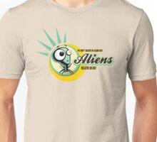 Aliens Believe In Us! Unisex T-Shirt