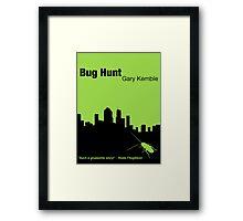 Bug Hunt Framed Print