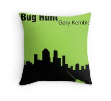 Bug Hunt Throw Pillow