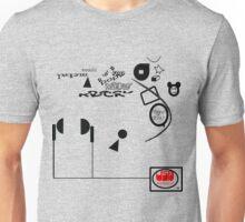 usa miami music tshirt by rogers bros T-Shirt