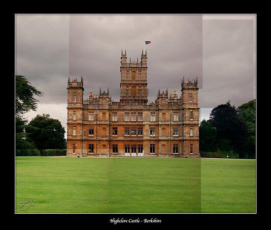 Highclere Castle - Newbury, Berkshire by newshamwest