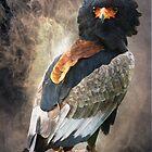 The Beautiful Raptor by WOBBLYMOL