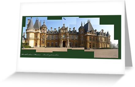 Waddesdon Manor - Buckinghamshire, England by newshamwest