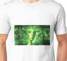 Alien Matrix Unisex T-Shirt