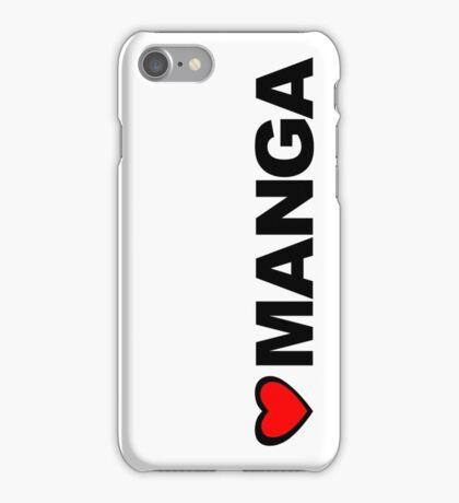 Love Manga iPhone Case/Skin