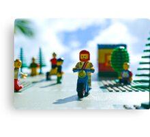 'Lego Land' Canvas Print