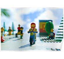 'Lego Land' Poster