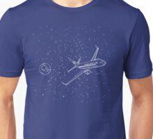 Telecom Modern Adventures Line Drawing Alternate T-Shirt