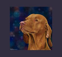 Brown Vizsla Looking to the Side, Painting Unisex T-Shirt