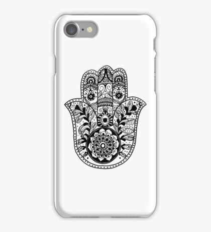 The Hamsa Hand iPhone Case/Skin