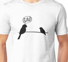 Italian birds Unisex T-Shirt