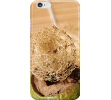 nothing out of nowhere iPhone Case/Skin