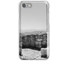 Italy - Castle of Rocca Calascio iPhone Case/Skin
