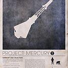 Astronaut - Mercury Info by JustinVG