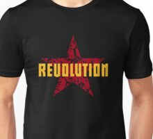 Revolution (Red Star) Unisex T-Shirt