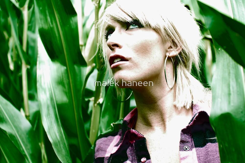Fear of corn by malek haneen