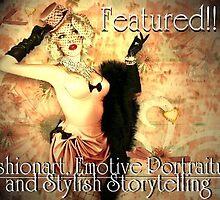 Fashionart, Emotive Portraiture and Stylish Storytelling by dovey1968